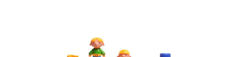 幼儿相框边框积木素材图片