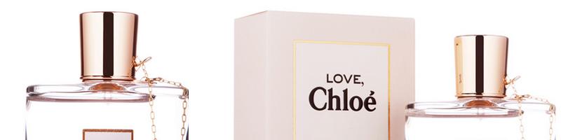 蔻依(chloe) 挚爱女士淡香水30ml 自信独立 自然魅力