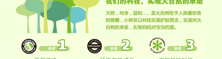小树苗 二阶段牙膏-哈密瓜味75 25g