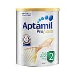 Aptamil 澳洲愛他美白金嬰兒奶粉 2段 900g 6起購(保稅倉發貨)