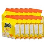 Jido 鸡蛋牛奶味面包干90g*12袋