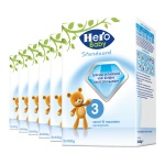 荷兰原装  美素Hero Baby  婴儿配方奶粉 3段 800g(保税仓发货)(6件装)