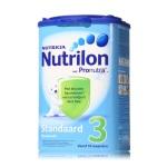 荷兰Nutrilon牛栏 奶粉 3段(10-12个月宝宝)800g(保税仓发货)(2件装)