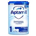 英國 Aptamil愛他美 嬰兒配方奶粉1段易樂罐 0-6月齡 800g(保稅倉發貨)(6件裝)