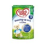 英国 牛栏/Cow&Gate 3段配方婴幼儿奶粉易乐罐 1-2岁 800g(保税仓发货)(6件装)