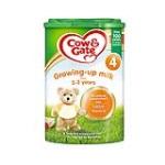 英国 牛栏/Cow&Gate 4段配方婴幼儿奶粉易乐罐 2-3岁 800g(保税仓发货)(2件装)