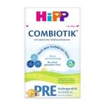 德国Hipp BIO喜宝 益生菌新生儿奶粉 Pre段(0-3个月宝宝)600g(保税仓发货)