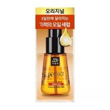 韩国爱茉莉mise en sene玫瑰橄榄蜂蜜护发精油 70ml(保税仓发货)