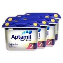 英国爱他美Aptamil白金版婴幼儿奶粉2段800g(保税仓发货)(6件装)