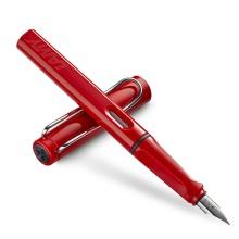 德国LAMY Safari 凌美狩猎系列钢笔 红色(保税仓发货)