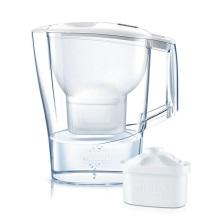 德国Brita碧然德 ALUNA摩登系列滤水壶净水器 2.4L 白色(保税仓发货)
