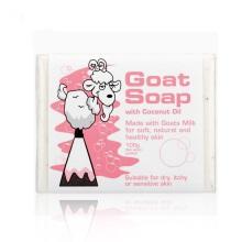 澳大利亚Goat Soap纯手工山羊奶皂100g 椰子味(保税仓发货)3块起购