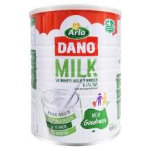 丹麦Arla DANO速溶脱脂奶粉 900g(保税仓发货)(2件起购)