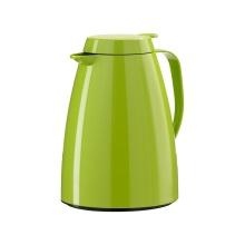 Emsa爱慕莎BASIC 贝格1.5L浅绿色家用保温壶玻璃内胆热水壶