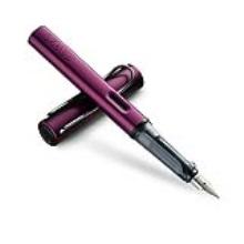 德国LAMY AL-star 凌美恒星系列钢笔 深紫色(保税仓发货)