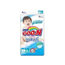 日本大王GOO.N纸尿裤 L58(保税仓发货)