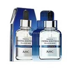 AHC 愛和純 第三代臻致B5玻尿酸補水面膜27ml*5片 *2盒裝