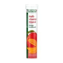 德国altapharma  泡腾片 芒果味 20片(保税仓发货)(2件起购)