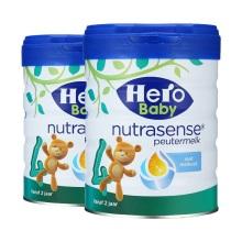 荷兰Hero Baby白金版奶粉4段 700g【2罐起发】(保税仓发货)