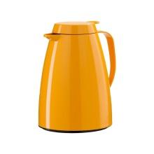 Emsa爱慕莎BASIC 贝格1.5L橘色家用保温壶玻璃内胆热水壶