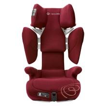 德国CONCORD康科德变形金刚T儿童安全座椅 3-12岁 波尔多红(保税仓发货)