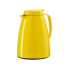 Emsa爱慕莎BASIC 贝格1.5L黄色家用保温壶玻璃内胆热水壶