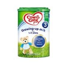英國 牛欄/Cow&Gate 3段配方嬰幼兒奶粉易樂罐 1-2歲 800g(保稅倉發貨)(2件裝)