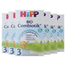 德国Hipp BIO喜宝 益生菌奶粉 3段(10-12个月宝宝)600g(6件装)(保税仓发货)