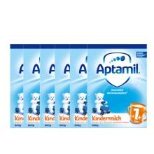 德國 Aptamil愛他美 1+段(12-24個月寶寶) 600g(保稅倉發貨)(6件裝)