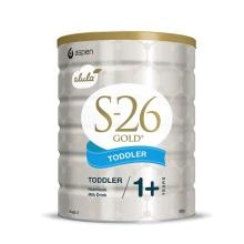 新西兰S26惠氏金装新生婴儿牛奶粉3段(新包装)【2罐起发】900g(保税仓发货)