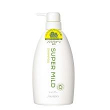 日本Shiseido资生堂惠润柔净绿野芳香洗发水 600ml(保税仓发货)