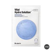 韓國Dr.Jart+蒂佳婷深層保濕面膜 藍色 5片(保稅倉發貨)