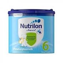 荷蘭 牛欄Nutrilon 6段 400g (新包裝) (6件裝)(保稅倉發貨)