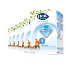 荷兰原装  美素Hero Baby  婴儿配方奶粉 1段 800g (保税仓发货)(6件装)