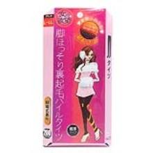 日本TRAIN女人的欲望 发热压力平腰薄绒连裤袜 200D 黑色 L-LL(保税仓发货)