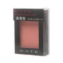 KATE/凯朵 单色腮红 PK-2(红粉色) 自然裸妆 腮红盘 生活淡妆 修容粉