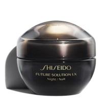 日本Shiseido資生堂時光琉璃御藏LX夜間修護精華晚霜 50ml國際版(保稅倉發貨)
