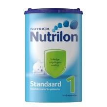 荷兰Nutrilon牛栏奶粉1段(0-6个月宝宝) 850g(保税仓发货)(用于团购)