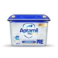 德國 Aptamil愛他美 白金版嬰兒配方奶粉Pre段 800g(新包裝)(保稅倉發貨)(2件裝)