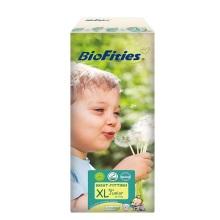 爱婴舒坦(BioFities)天使系列 新版5号XL号纸尿裤 美国原装进口(36片)