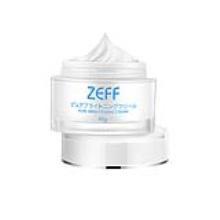 日本ZEFF北海道素颜面霜45g/盒