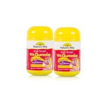 澳大利亚Nature's Way佳思敏 儿童复合维生素软糖 60粒【2瓶起发】(保税仓发货)