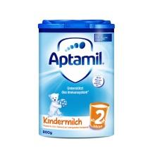德国爱他美Aptamil 2+ 800g(新版本)4件起购(保税仓发货)