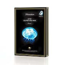 JMsolution水母弹润面膜10片/盒(保税仓发货)