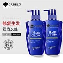 日本卡蓓诺防脱洗发水(损伤性脱发)350mL+护发素350ml