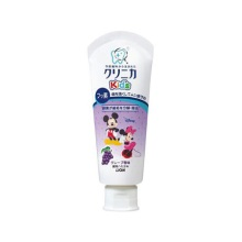 日本进口LION狮王 KID`S儿童牙膏 米奇 60g*2支 葡萄味