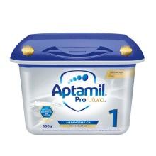 德國Aptamil愛他美奶粉白金版1段(3-6個月寶寶)800g【2罐起發】(保稅倉發貨)