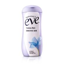 保税区直发 美国summer's eve夏依女性专用洗液 敏感肌肤 237ml
