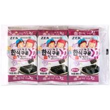 ZEK 海苔(5g*3)*6袋