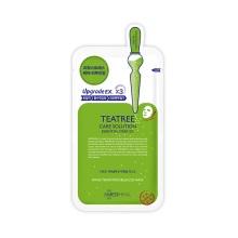 韩国MEDIHEAL美迪惠尔(可莱丝)茶树抗炎修复面膜 10片(保税仓发货)
